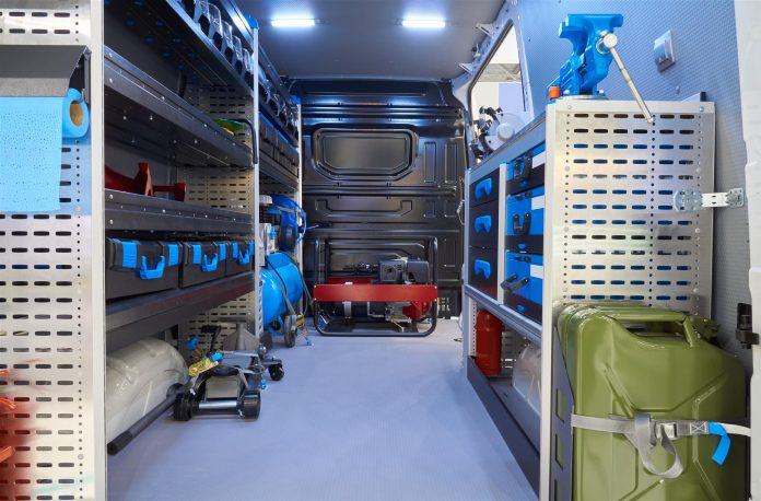 Tips på hur du kan få en mer effektiv skåpbil med hjälp av inredning | Magzination